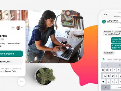 Leading Design for Messenger